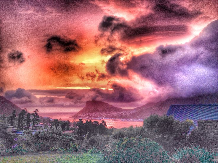 Hout Bay Sunset