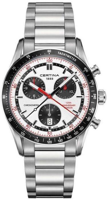 Zegarek męski Certina C024.448.11.031.00 - sklep internetowy www.zegarek.net