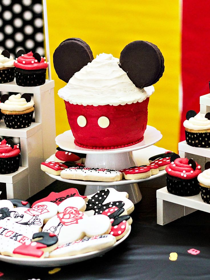 CHEER ful Mickey Mouse Clubhouse Birthday Party