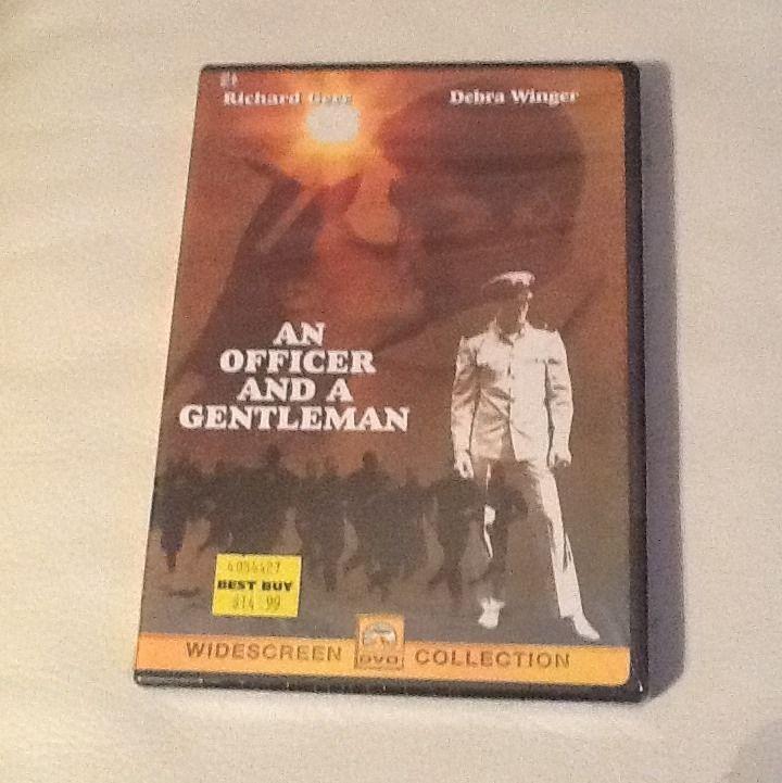 Louis Gossett Jr Officer and a Gentleman | An Officer And A Gentleman DVD Richard Gere Debra Winger Louis Gossett ...