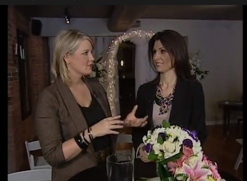 Amanda O'Reilly talks about Wedding Trends and Ottawa Wedding Venues.