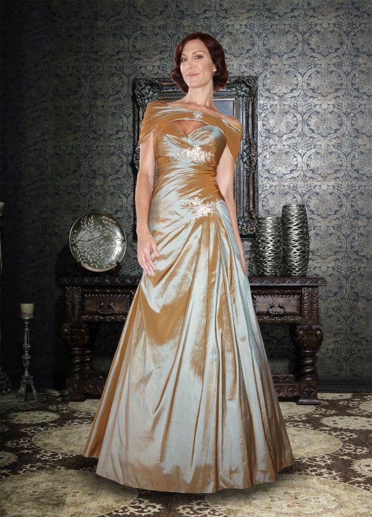 17 beste idee n over bruidsjurken voor de rijpere vrouw op for Tea length wedding dresses for older women