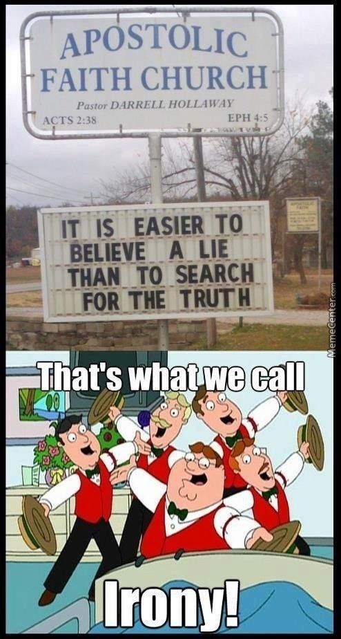 Atheist In The Bible Belt