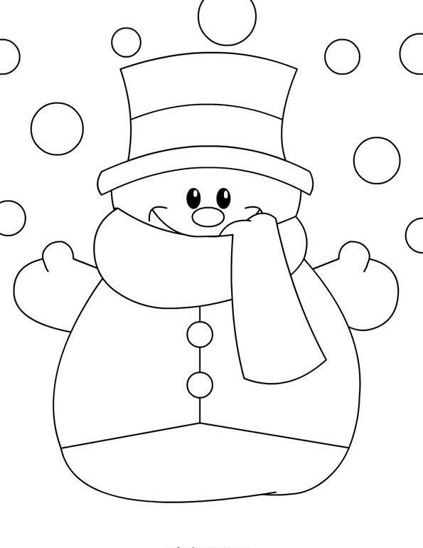 Cijfertekening Pingu N Dot To Dots Pinterest Snowman Template