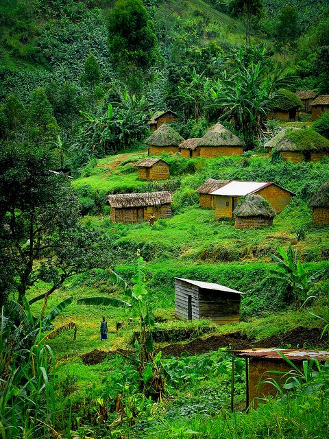 Masisi Territory, North Kivu, DR Congo. More on Democratic Republic of Congo at theculturetrip.com