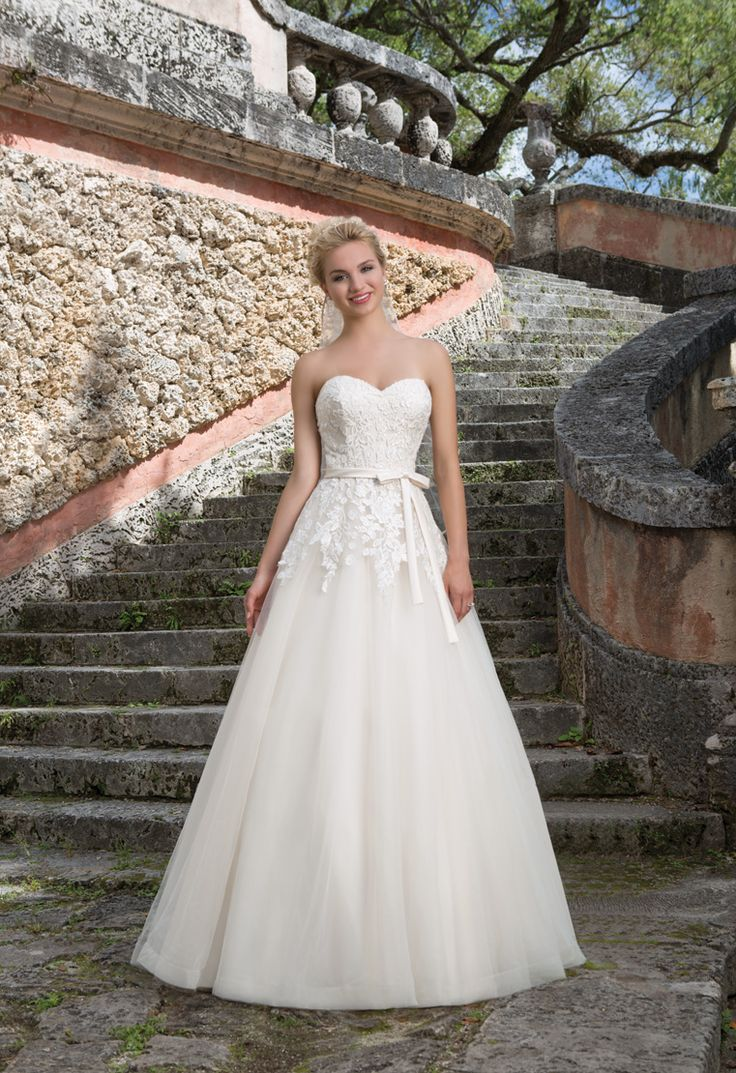 Sincerity Bridal Wedding Dress - Spring 2016 bridal collection | itakeyou.co.uk #weddingdress: