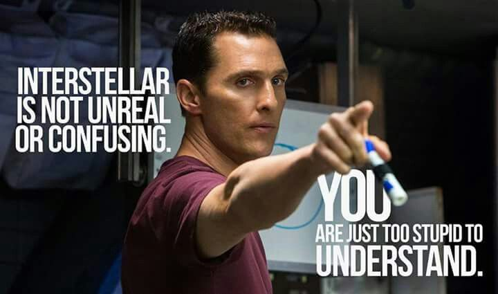 Scientists are 100% okay with Interstellar but anti-science sites like Huffington Posts think they know better.