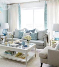 House of Turquoise: Olivia Lauren Design de Interiores