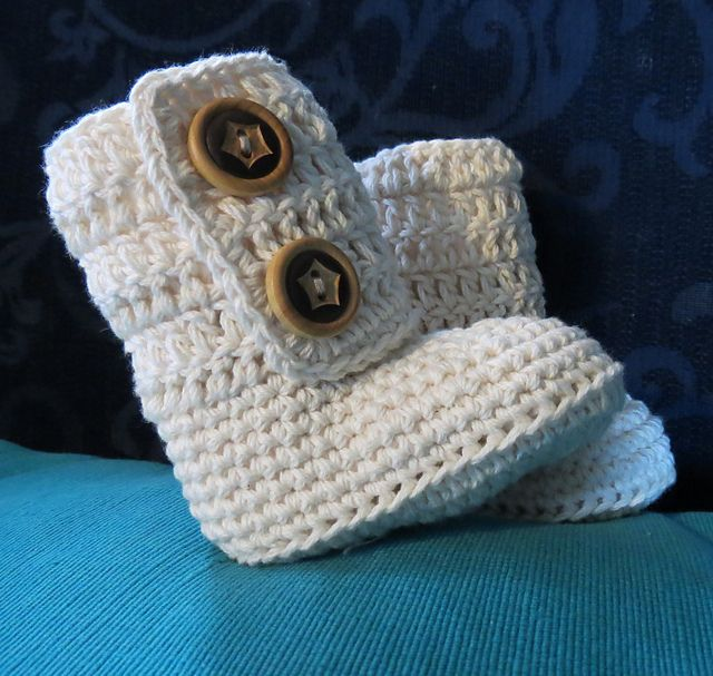 Ravelry: hesterbox's Gender Neutral Baby Boots