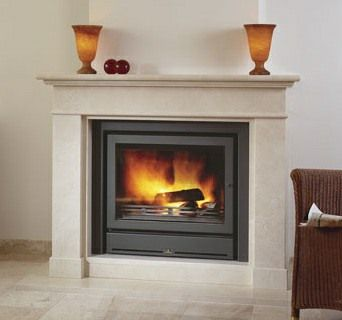 Hearth Mounted Wood Burning & Multi-fuel Cassette Fires 1 in London Essex Hertfordshire