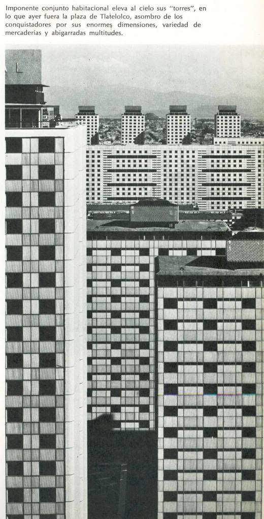 ARQUITECTURA   Mario Pani - Page 7 - SkyscraperCity