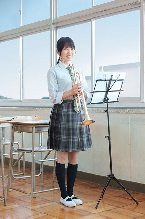 映画『青空エール』に志田未来が出演することがわかった。  志田が演じるのは、高校3年生の吹奏楽部員でトランペットを担当する森優花役。土屋太鳳…
