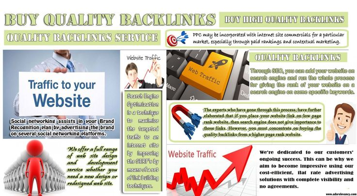 Try this site https://www.adsrelevancy.com/buy-quality-backlinks.html for more information on Quality Backlinks Service. Using a backlink plan to get Google backlinks is the fact that my site stayed on the first page of Google and didn't fall out of the search engine results. One problem a lot of people encounter when building backlinks to their website is that they'll progress in the search results temporarily and then disappear almost as quick.