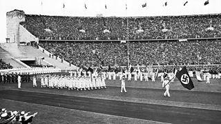 Berlin Olympics, 1936