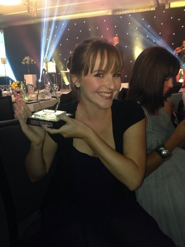 Tweet: On a roll at #prisms14, Sanlam Investments FoodWineDesign grabs a bronze
