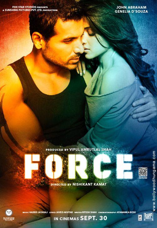 Watch Force (2011) Hindi Movie BRRip - Download ur Movies Online