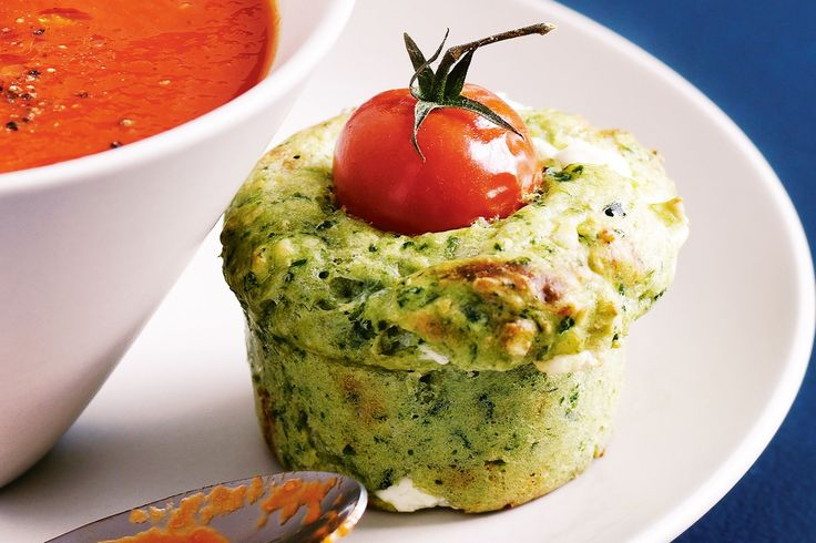 Something on the side: the ultimate savoury muffin collection