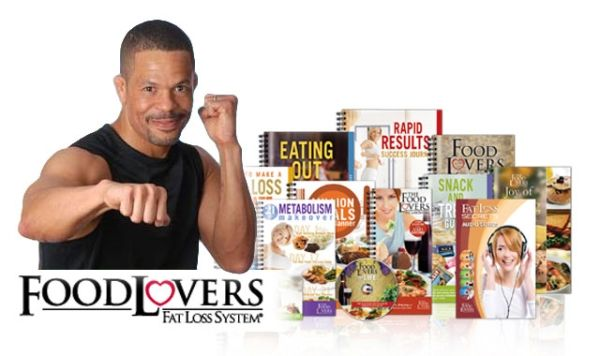 Food Lovers Fat Loss System to get in shape #sponsored