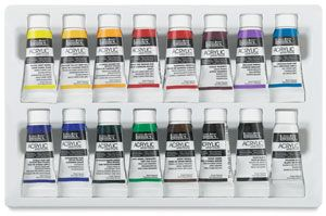 How to paint with acrylics.  A nice overview that includes lots of additional information for techniques and buying supplies.
