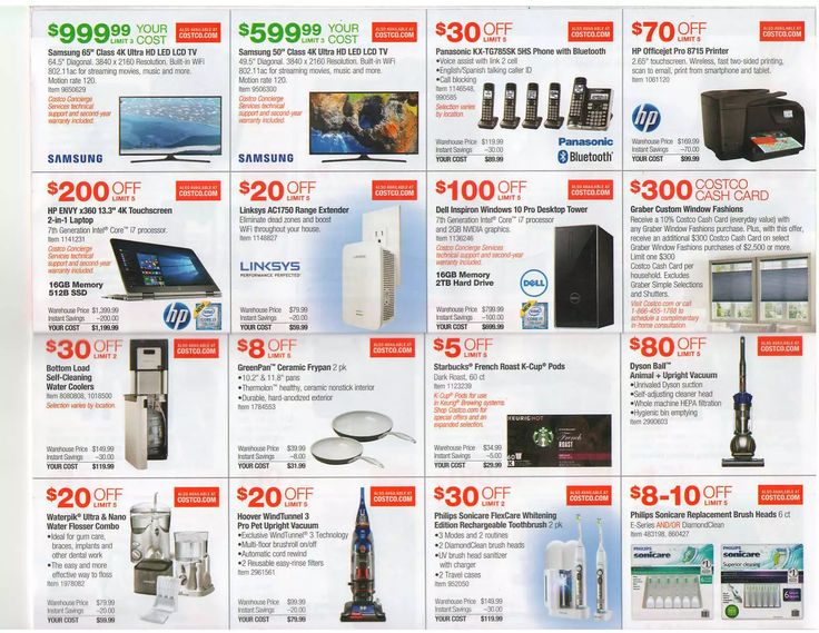 Costco Coupon book (coupons) June 29 to July 23 2017 - PDF Scan attached #LavaHot http://www.lavahotdeals.com/us/cheap/costco-coupon-book-coupons-june-29-july-23/216057?utm_source=pinterest&utm_medium=rss&utm_campaign=at_lavahotdealsus