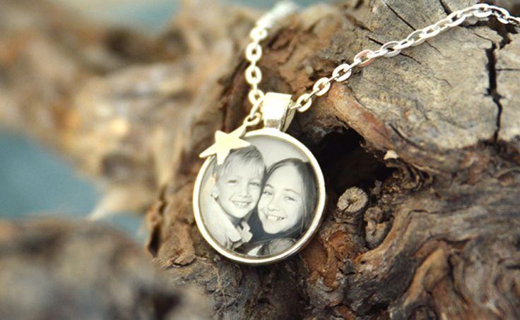 Maak je eigen foto sieraden in 3 eenvoudige stappen. Meer weten: www.jilli.nl