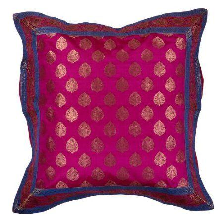 Sofa Cushion Covers Amazon: 15 best SILK CUSHION COVERS  ) ♥ images on Pinterest   Cushion    ,
