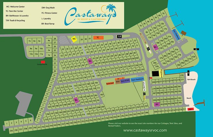 Castaways Campground Oc Md Places To Check Out