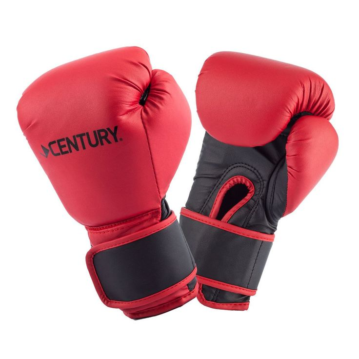Century Youth Boxing Bloves Red for children c10662. Century Youth Boxing Gloves Red NEW! c10662  Children gloves      hook/loop closure.        Size: 6 oz.       Color: Red