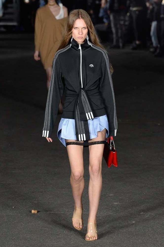 Alexander Wang Spring  Fashion Show