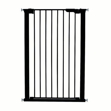 BabyDan Pet Premier Extra Tall Pressure Fit Gate (28.8-31.4 inch) - Black
