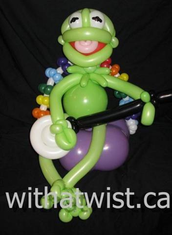 24 Best Balloon Twisting Sesame Street Muppets Images On Pinterest Balloon Animals Balloon