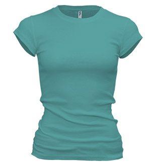 Custom T Shirts Shortsleeve for Women