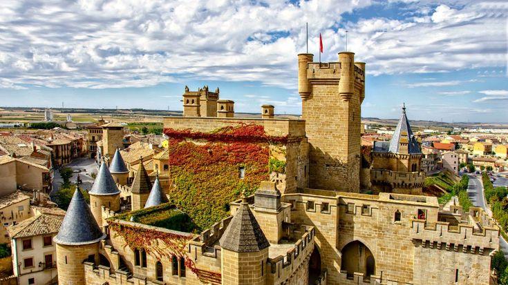 Palacio Castillo Real de Olite