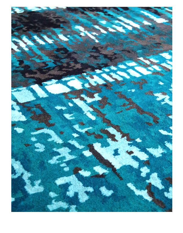WATERCOLOUR | Rugs Carpets and Design