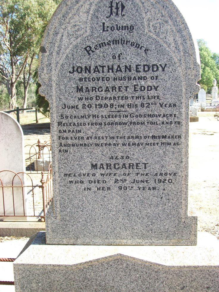 Jonathan Eddy - View media - Ancestry.com.au