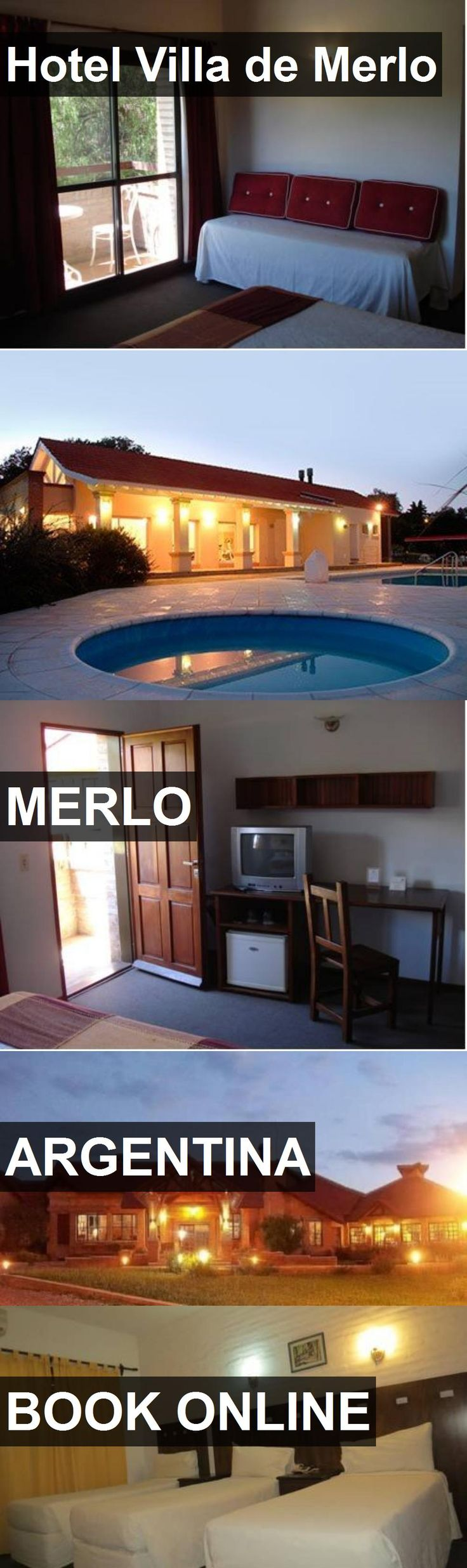 Hotel Hotel Villa de Merlo in Merlo, Argentina. For more information, photos, reviews and best prices please follow the link. #Argentina #Merlo #HotelVilladeMerlo #hotel #travel #vacation