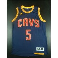 2016 NBA Cleveland Cavaliers 5 Smith Blue Jerseys