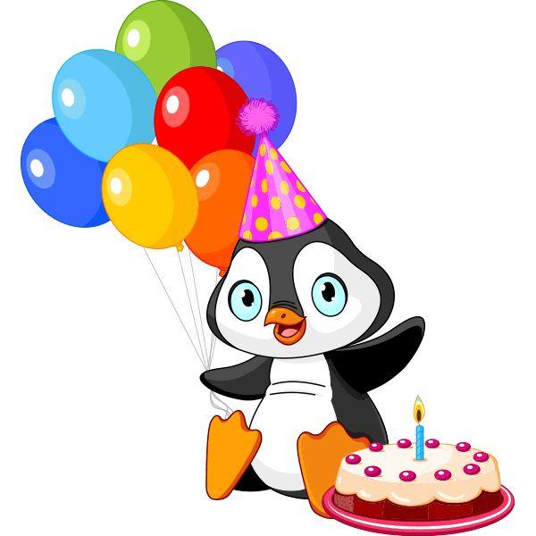Este pinguim querido é o embaixador perfeito de seus bons desejos.