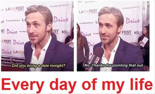 But...but...he's Ryan Gosling...