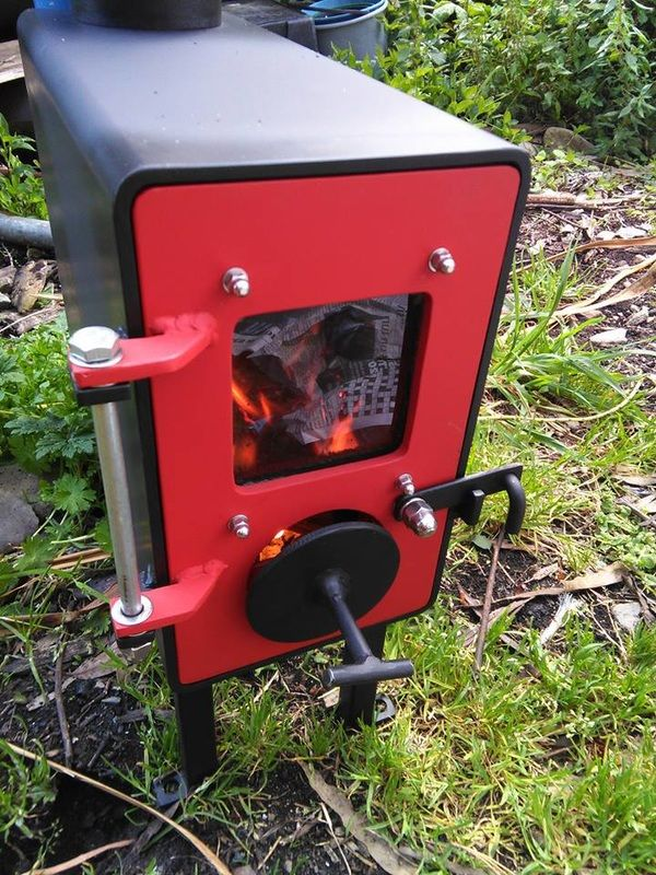 Woodburning stoves and Caravans built in New Zealand - Wood burning stoves made in new zealand