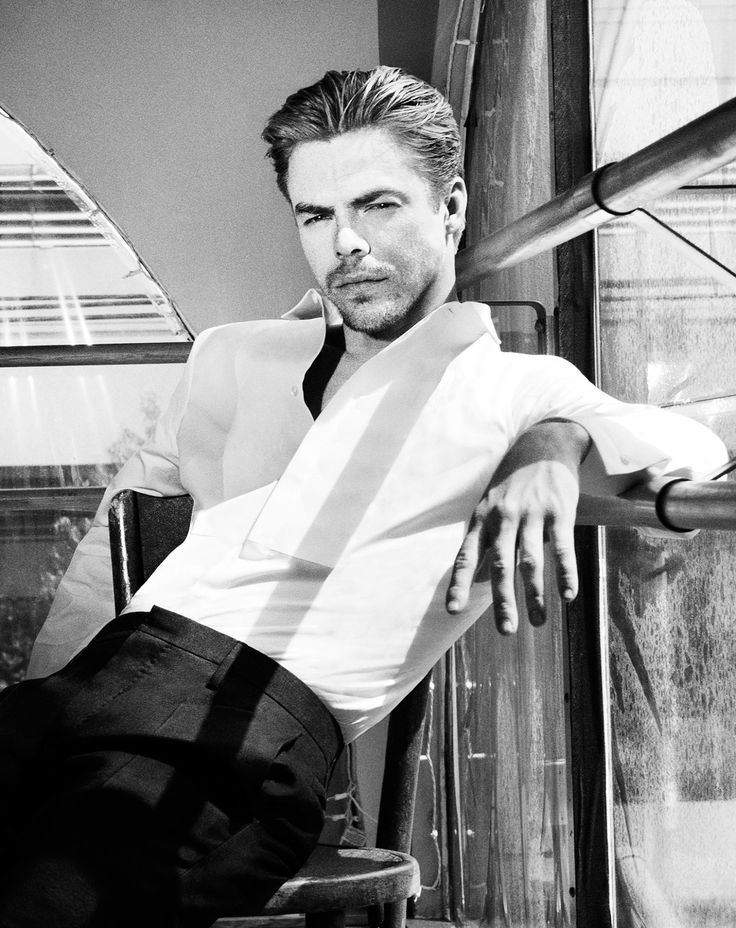 """If you try to be cool, if you worry about being embarrassed, you're doing it for the wrong reasons."" Derek Hough talks Dancing With the Stars and more. Read the story on wmag.com."
