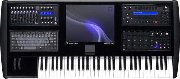 Best Keyboard Workstation For Songwriting : neko xxl computer keyboard workstation the prosperity game lab instruments keyboard music ~ Vivirlamusica.com Haus und Dekorationen