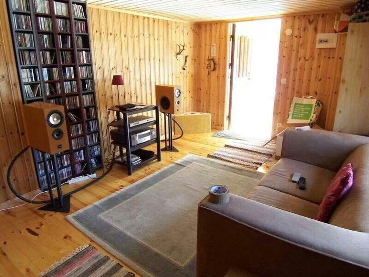 Music Listening Room The Beauty Of A Home Music