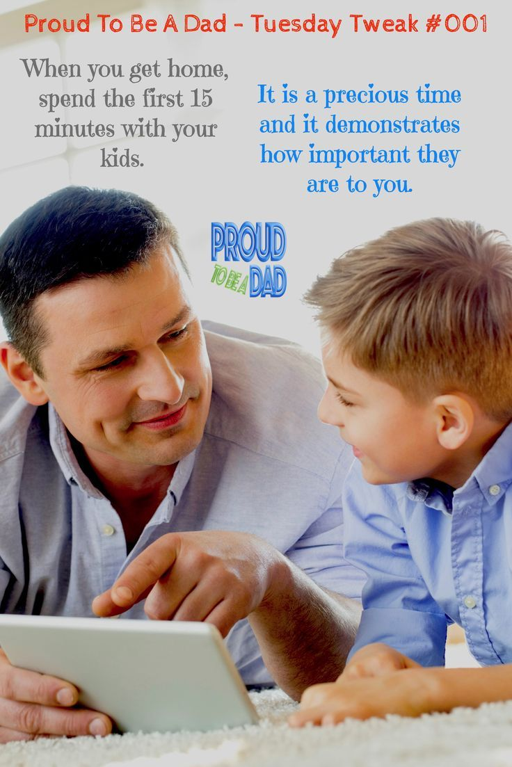 When you have been away from your kids they want to spend time with you. Make the first 15 minutes when you get home a time to spend with them. It will strengthen your bond and show them how much they mean to you.