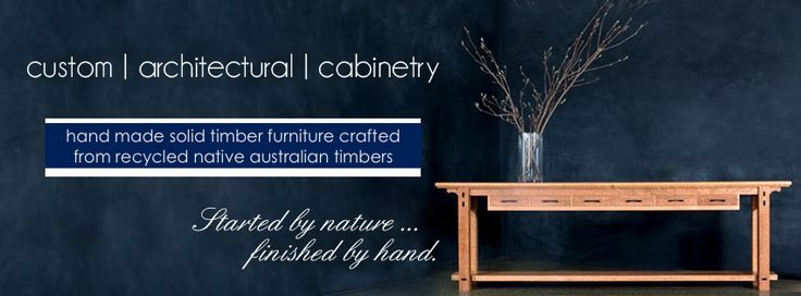 www.christiancolefurniture.com.au #timber #furniture #wooden #hall #table
