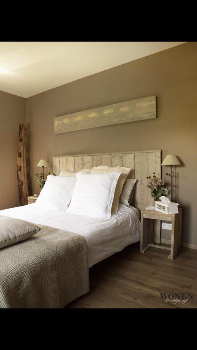 by user slaapkamer bedroom 2 persoons bed gemaakt door ...