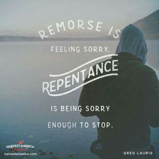 Greg Laurie on repentance