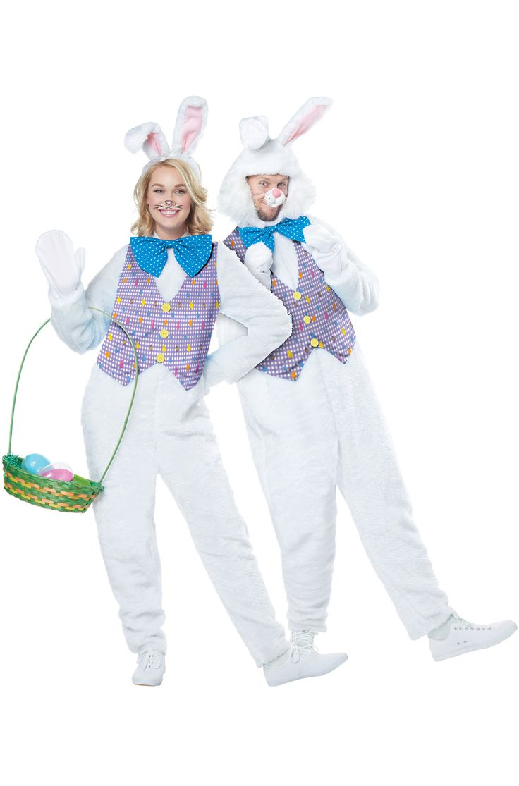 Check out the deal on Hoppy Easter Bunny Adult Costume - FREE SHIPPING at PureCostumes.com