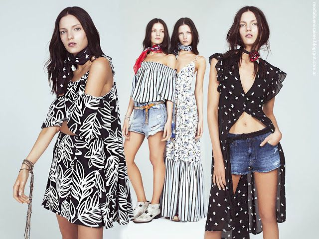 Adriana Costantini primavera verano 2015 , desfile Argentina Fashion Week (BAAM N°41) . Moda y el estilo casual chic caracteristico de Ad...