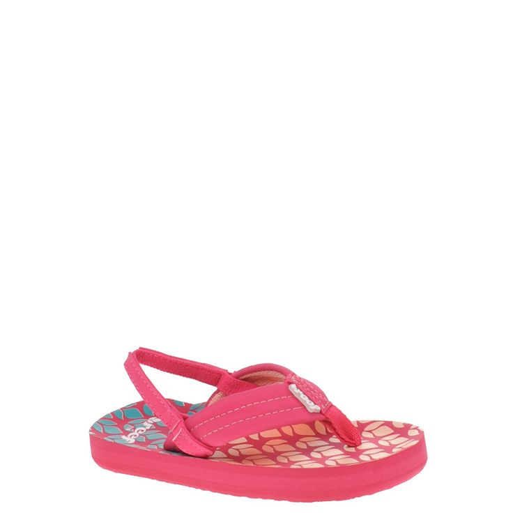 Reef meisjes sandalen roze | Nelson Schoenen online